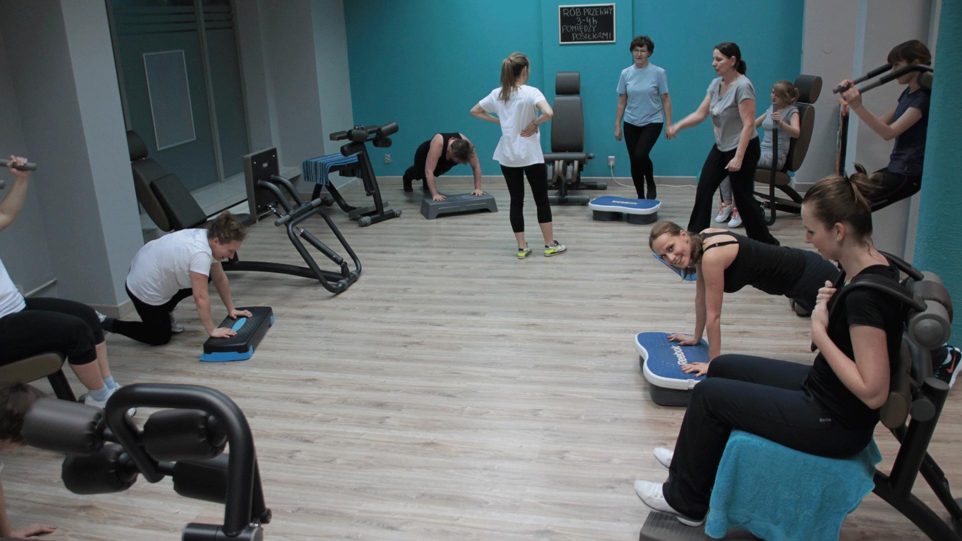 Trening Obwodowy Ladies Gym