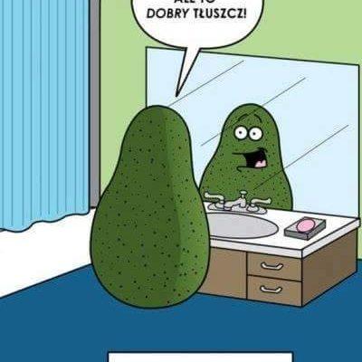 avocado co wiesz o tluszczach
