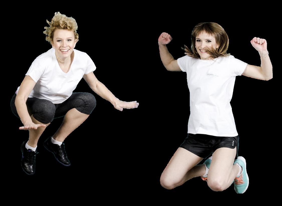 fitness dla kobiet dwie