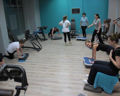 fitness dla kobiet trening obwodowy
