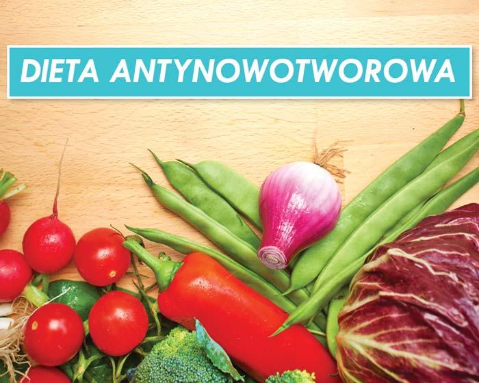 Dieta antynowotworowa