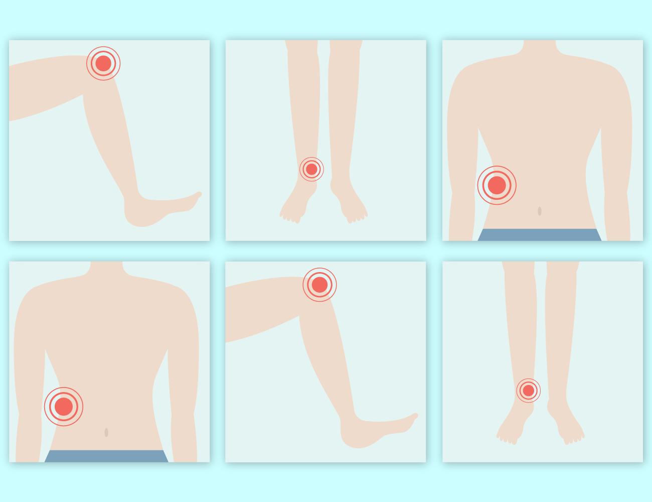 Stopa, kolano, biodro – przyczyny bólu i metody zapobiegania