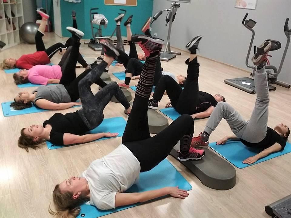 klub fitness dla kobiet ochota