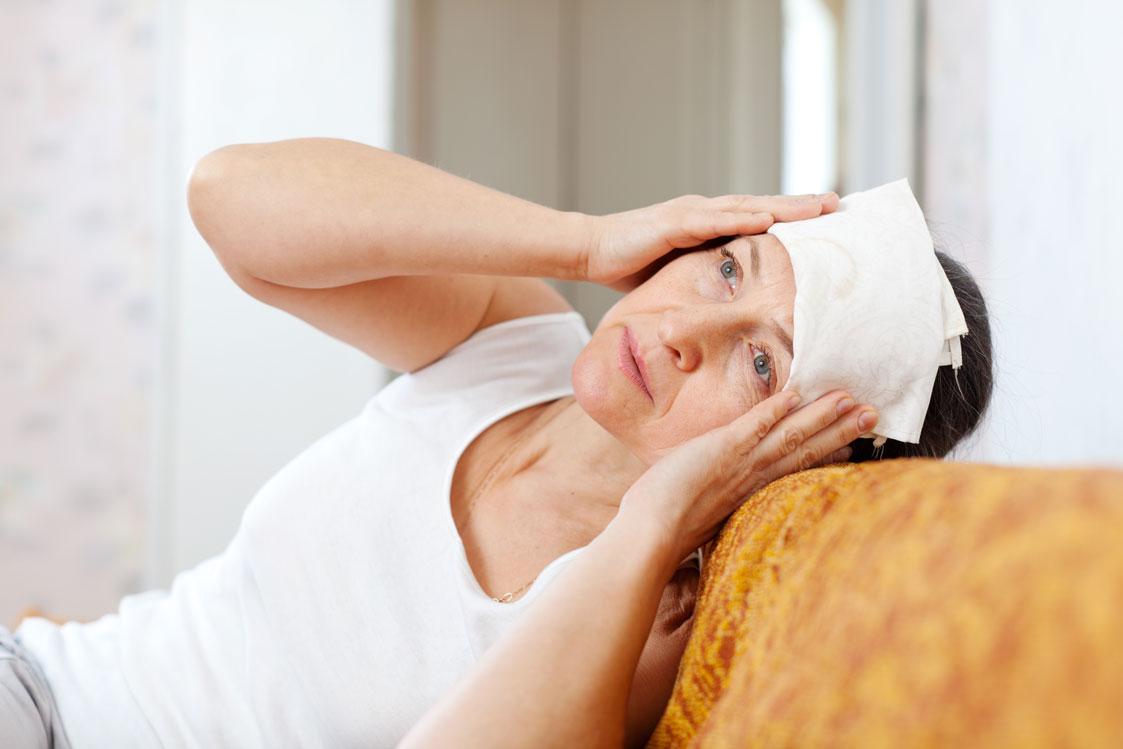 Czy można ćwiczyć, kiedy jest się chorym?