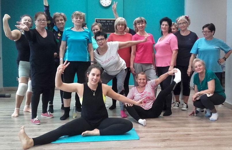 fitness nawyki i jakosc zycia kobiet